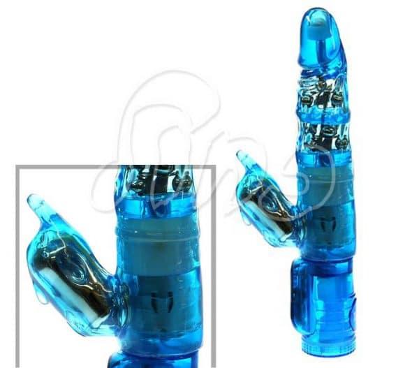 ויברטור כפול הפנינה הכחולה